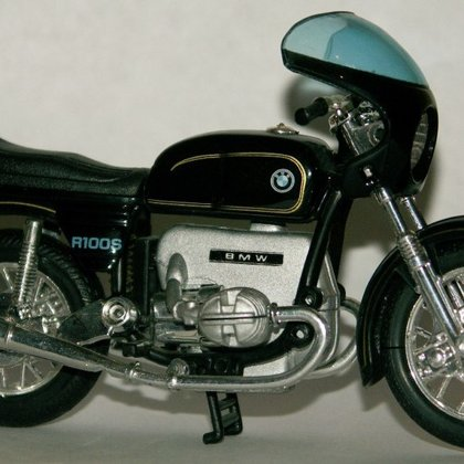 1976 BMW R100S (Welly)