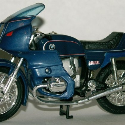 1976 BMW R100 RS (Welly)