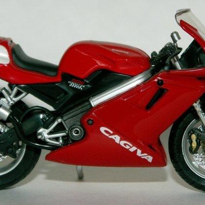 2001 Cagiva Mito 125 Evo II (Welly)
