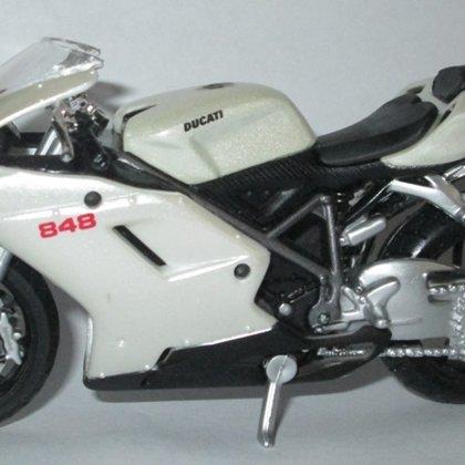 2008 Ducati 848 (Maisto)