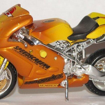 2003 Ducati 999s Tuning kit (Maisto)