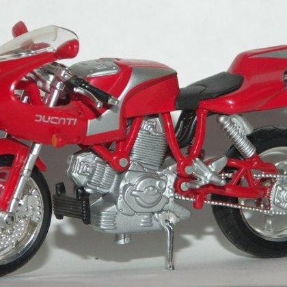 2001 Ducati MH900e (Maisto)