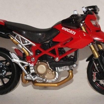 2007 Ducati Hypermotard (Maisto)