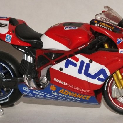 Ducati 999R F03 WSB - Neil Hodgson/Team Fila - 2003 World Superbike