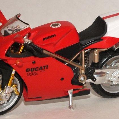 2002 Ducati 998R (Maisto)