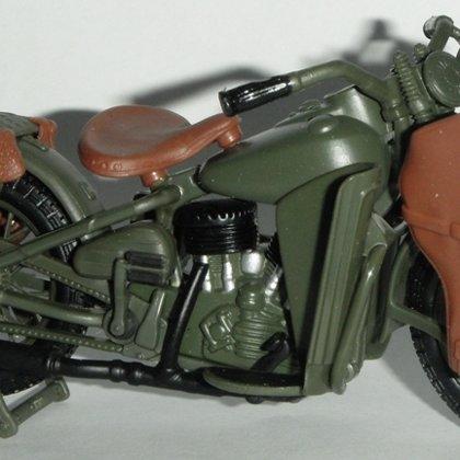1942 Harley-Davidson WLA 740 Flat Head