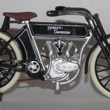 1909 Harley-Davidson 5D V-Twin