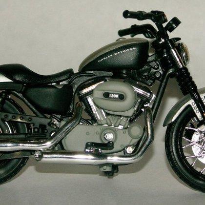 2008 Harley-Davidson XL 1200N Nightster