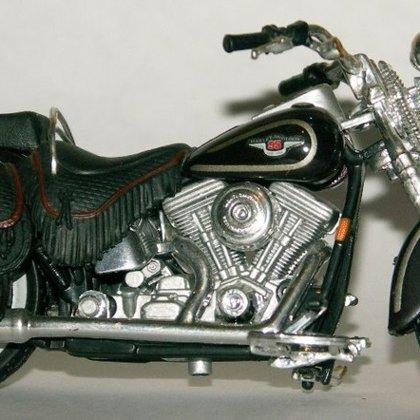 1999 Harley-Davidson FLSTS 1340 Softail Heritage Springer