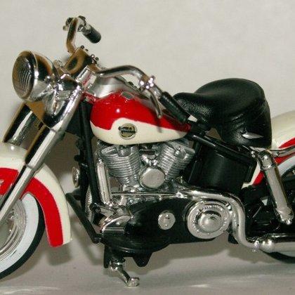 1962 Harley-Davidson FLH 1200 Duo Glide