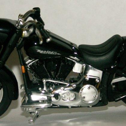 2000 Harley-Davidson FLSTF Street Stalker