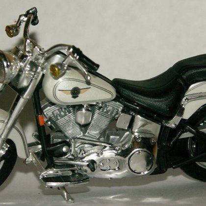 1997 Harley-Davidson FLSTF Fat Boy