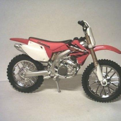 2002 Honda CRF 450 К (Maisto)