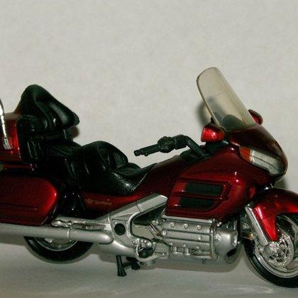 2001 Honda GL 1800 GoldWing (MotorMax)