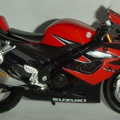 2006 Suzuki GSX-R1000 (Maisto)