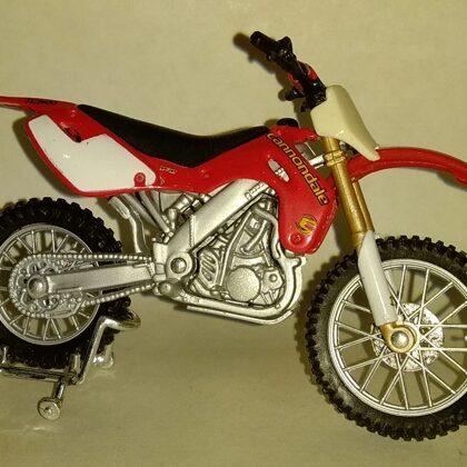 2000 Cannondale MX400 (Maisto)